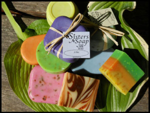 Sister's Soap, Camden Maine